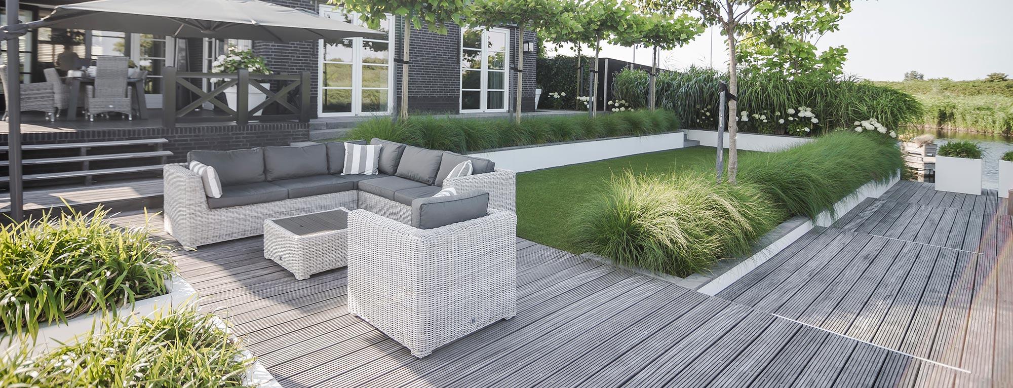 Welkom bij buytengewoon tuinen moderne stadstuinen for Moderne tuin aanleggen