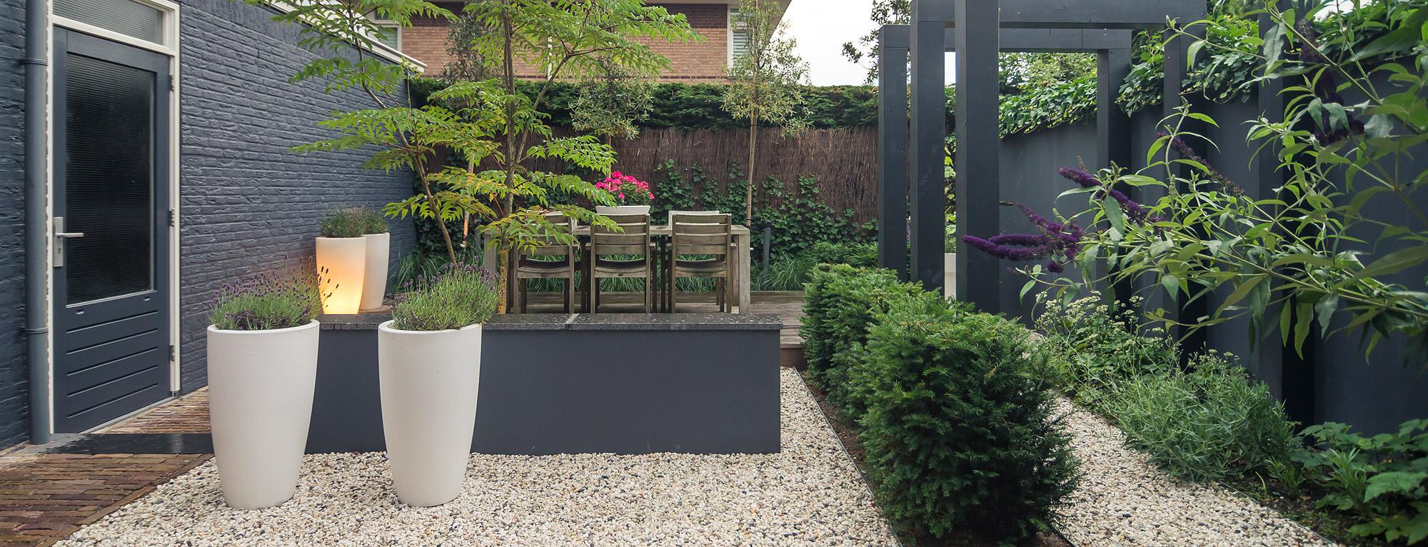 Welkom bij buytengewoon tuinen moderne stadstuinen for Landelijke stadstuin