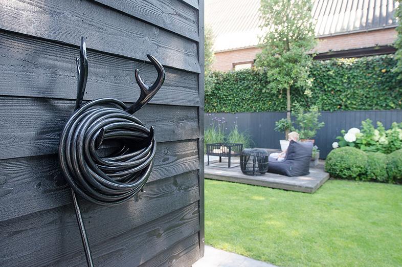 Kindvriendelijke tuin in elspeet