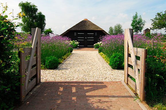 Terug for Landelijke tuin aanleggen