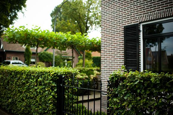 Naast het ontwerp van de buitenruimte en diverse gemeentelijke aanvragen hebben we ook het - Tuin exterieur ontwerp ...