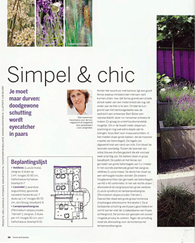 Home and Garden Simpel Chic